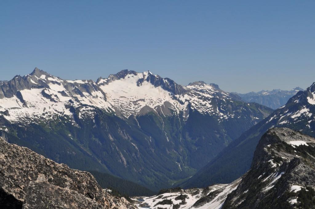 North Cascades National Park - Boston Mountain