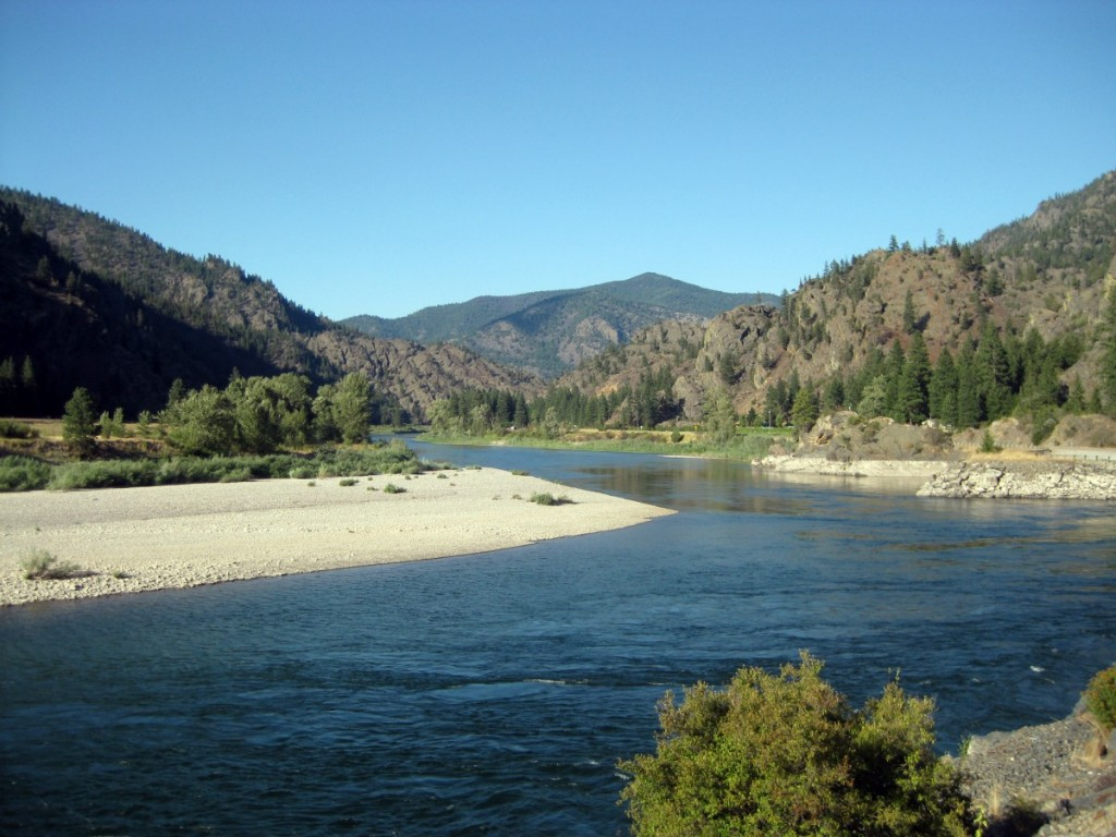 Clark Fork River, MT