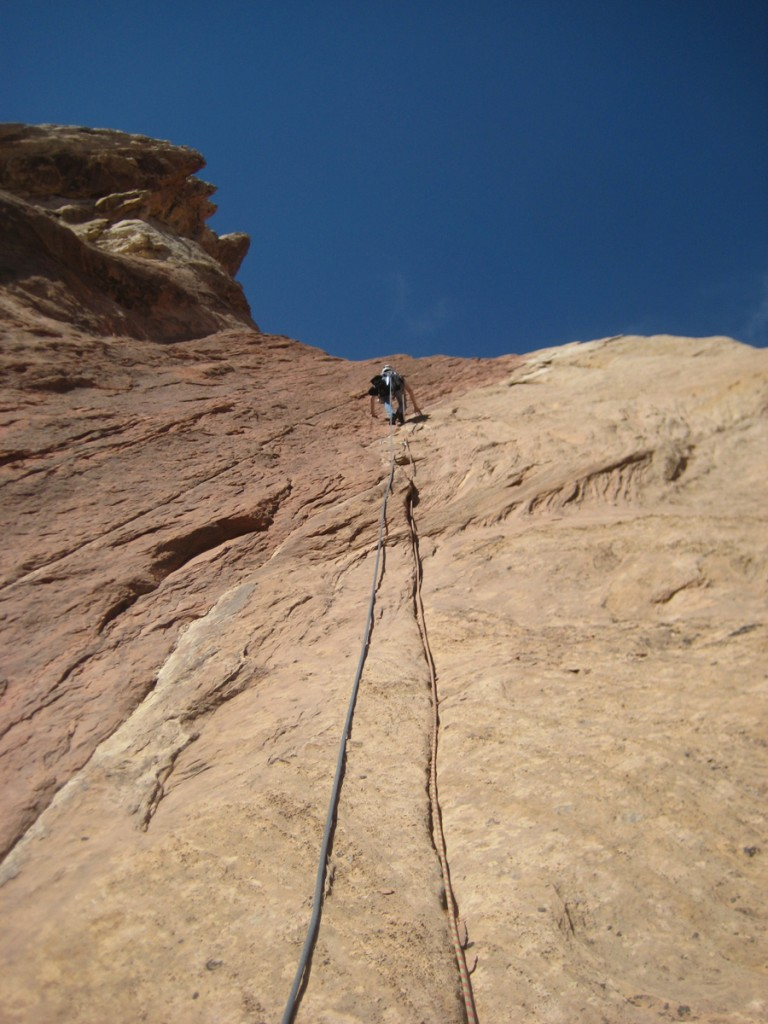 Looking up pitch 2.