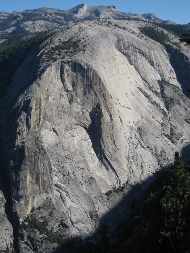 Mt. Watkins, another beautiful Yosemite big wall