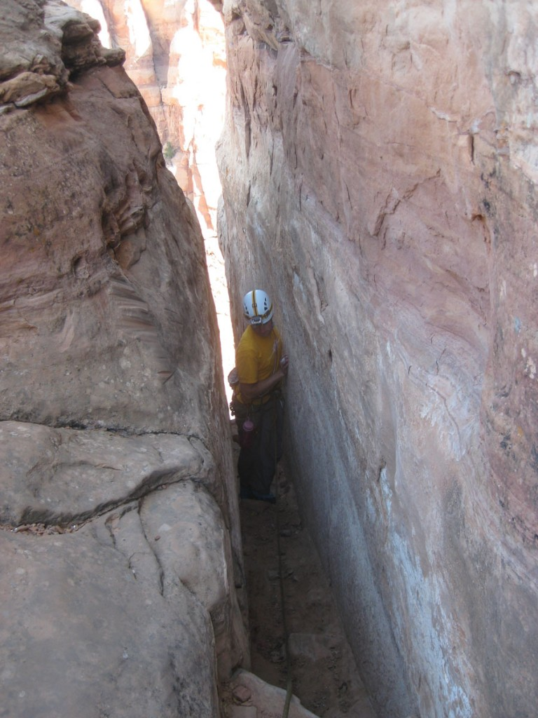 The tunnel on pitch 3.