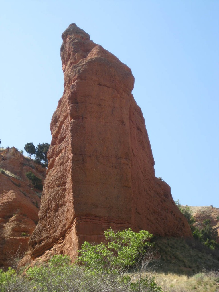 Monument Rock (aka The Pierced Nipple)